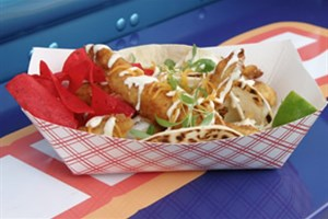 (2) Catch Crispy Fish Tacos